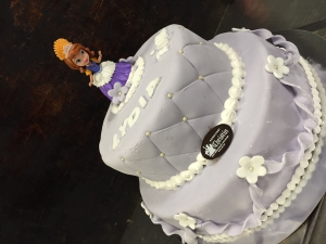 Våningstårta